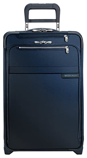 Briggs & Riley Baseline Limited Edition Domestic Carry-On Expandable Upright Hand Luggage, 56 cm