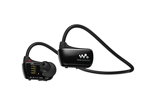 Sony Walkman NW-ZW273-S 4GB Waterproof Sports MP3 player w/Earbuds