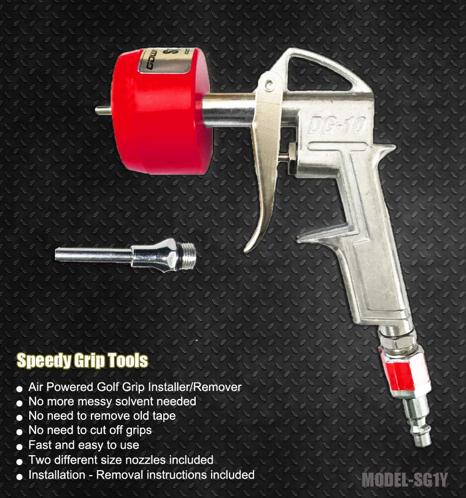 Speedy Grip Tools Golf Grip Installation And Remover Tool Sg1y