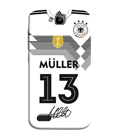 8b30fb6c8 Print Vale Germany Home Thomas Müller Jersey 13 2018 FIFA World Cup 2018 2019  Designer