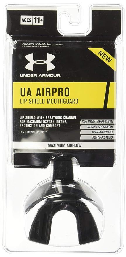 Amazon Under Armour UA AirPro Lip Shield Football Mouthguard