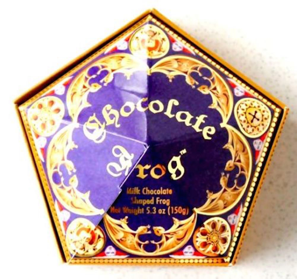 Wizarding World Harry Potter Honeyduke's Chocolate Frog & Pumpkin ...