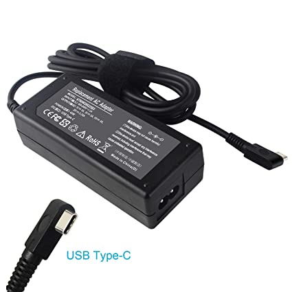 Amazon.com: USB Type C 45W Adapter Charger Compatible for HP ...