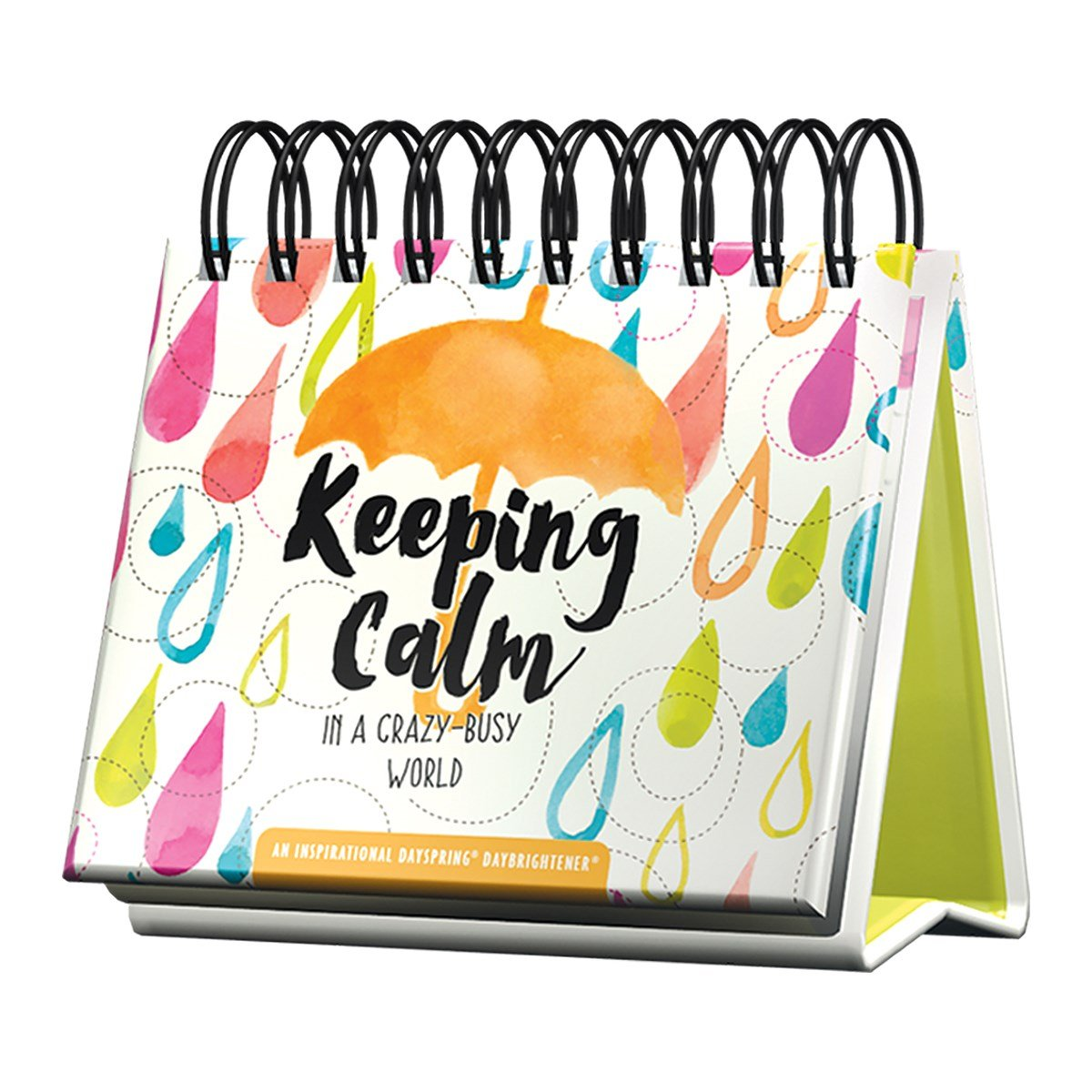 Flip Calendar - Keeping Calm in a Crazy-Busy World