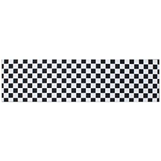 Black Diamond Sheet of Grip Tape, White Checkers(GSG-WHCK)