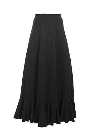 Yebra 601 Falda de Ensayo para Baile, Mujer: Amazon.es: Ropa y ...