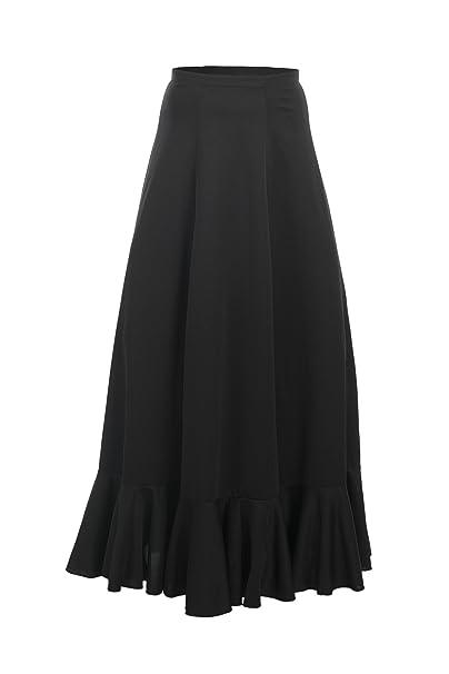 Yebra 601 Falda de Ensayo para Baile, Niñas: Amazon.es: Ropa y ...
