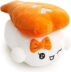 Cotton Food Sushi Cushion 4.3