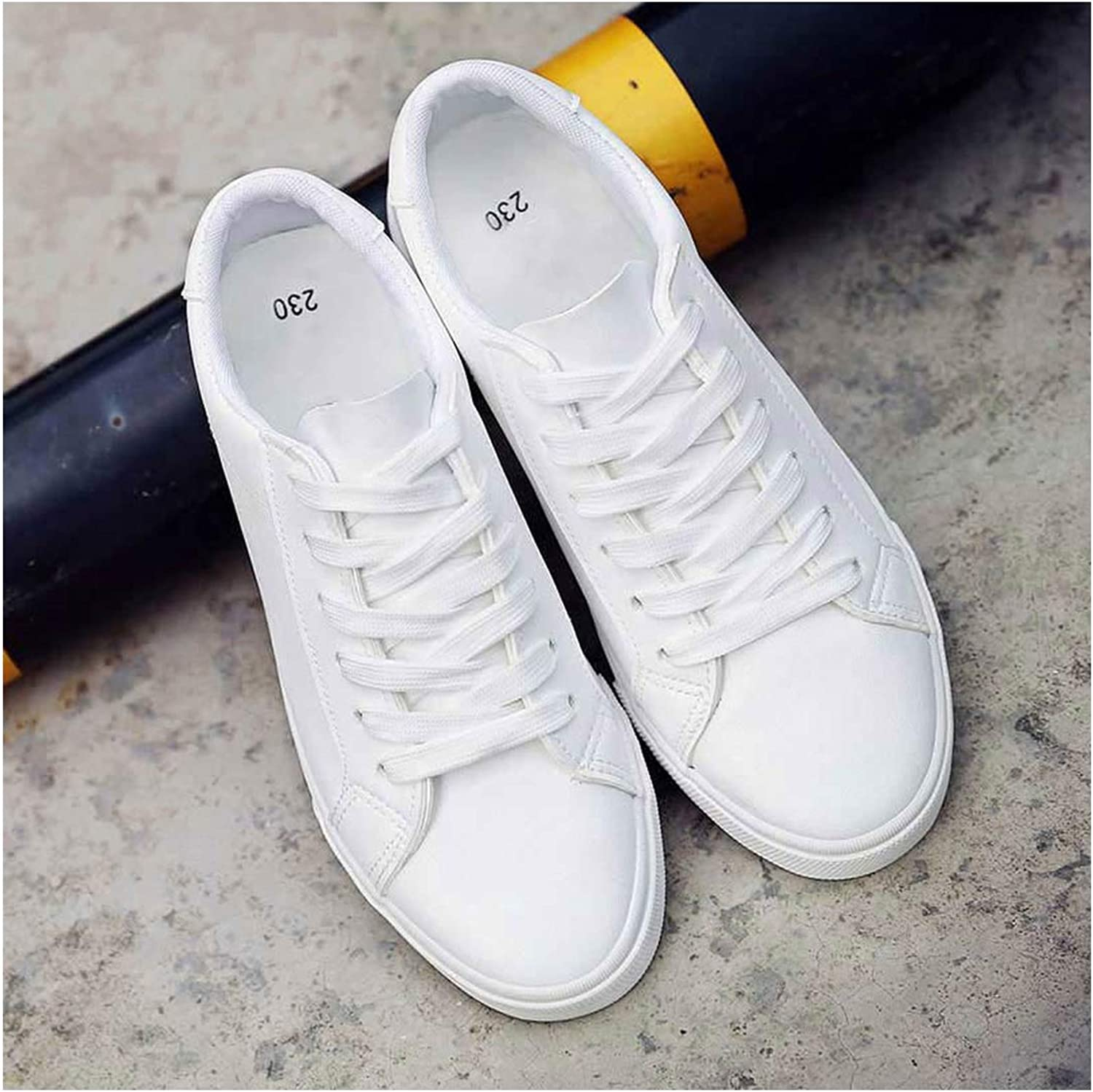 Women Sneakers White Canvas Shoes