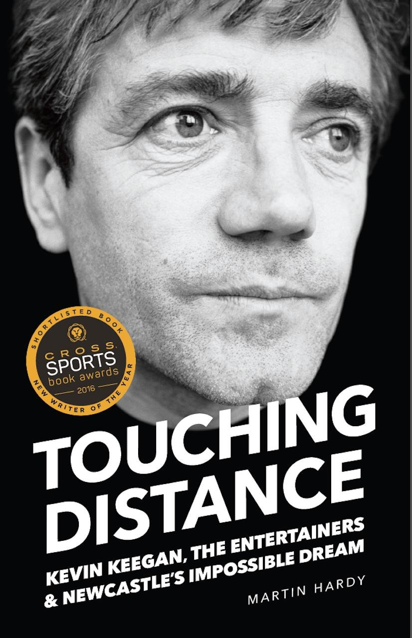 Download Touching Distance: Kevin Keegan, The Entertainers and Newcastle's Impossible Dream ebook