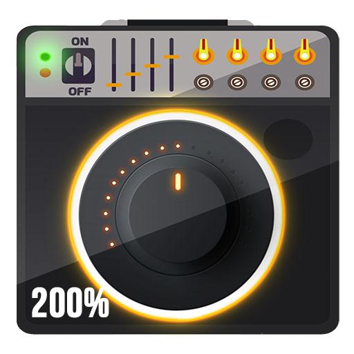 Volume Booster Pro 2017 (Sound Boost)