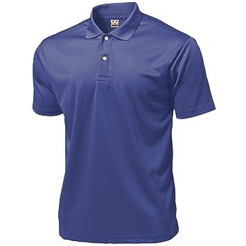 Wundou Hombres de Deporte Dry luz Polo-Shirts P335? XXL? Lavanda ...