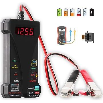 Motopower Voltmeter
