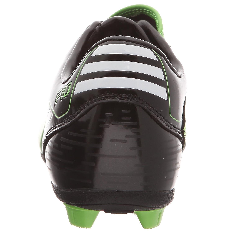 adidas, Jungen Fußballschuhe Vert (Vert/Blanc/Noir)