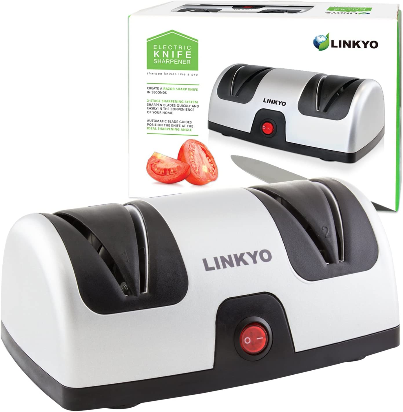 LINKYO Electric Knife Sharpener