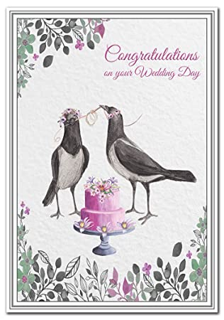 Gay Wedding Card Women And Girls Congratulations On Your Wedding