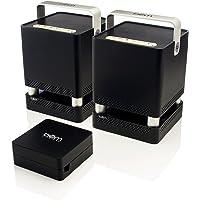 Set of 2 BEM Wireless Bluetooth Speaker