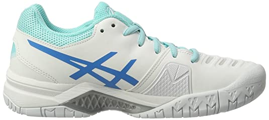 ASICS Gel-Challenger 11, Zapatillas de Tenis para Mujer: Amazon.es ...