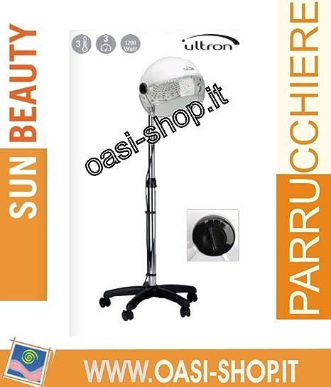 Casa Coiffure Auriculares Ultron 1200 W