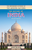 The History of India, 2nd Edition (The Greenwood Histories of the Modern Nations)