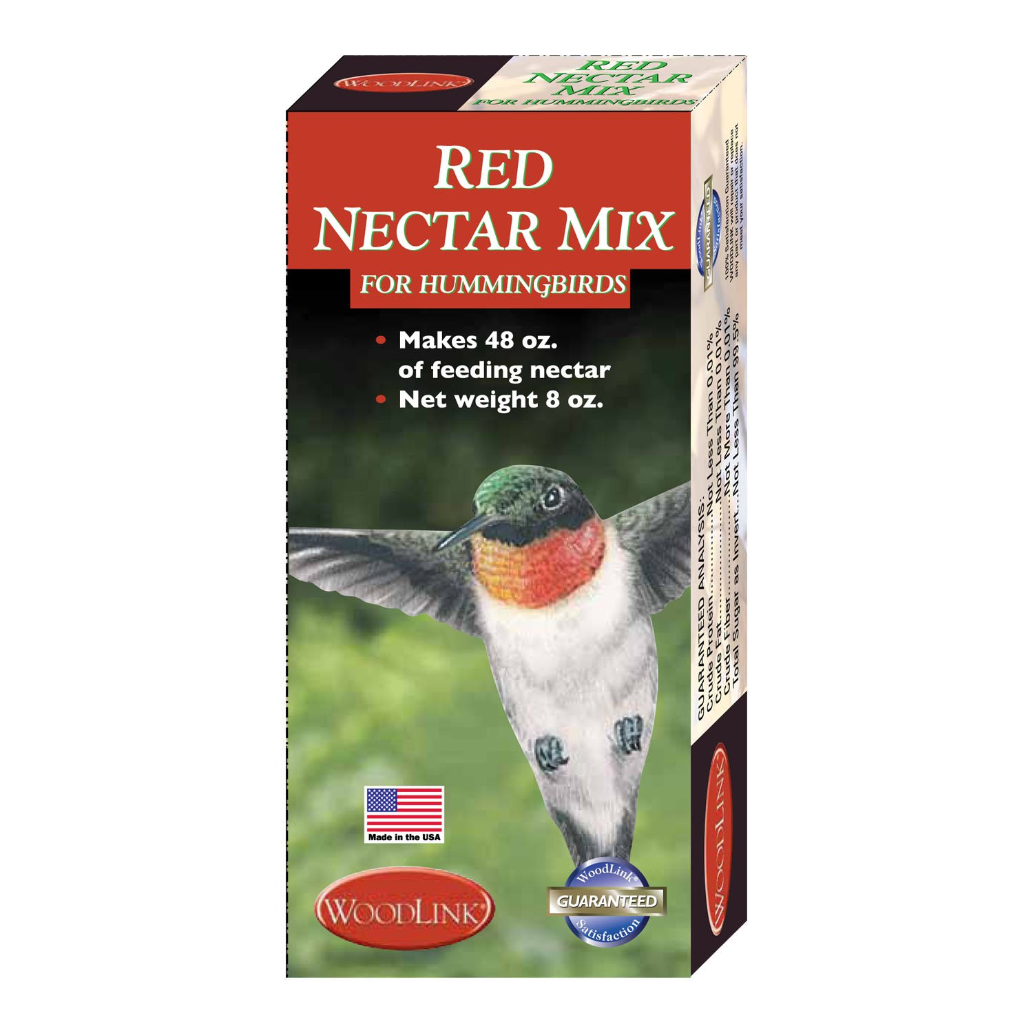 Akerue Red Hummingbird Nectar 5585
