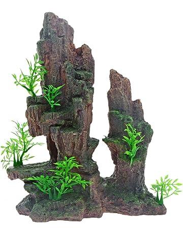 amazon com decorative rocks aquarium décor pet supplies