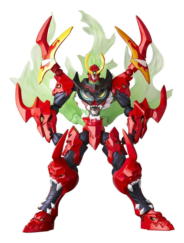 Revoltech Gurren Lagann Tengen Toppa Gurren Lagann Action Figure (japan import)