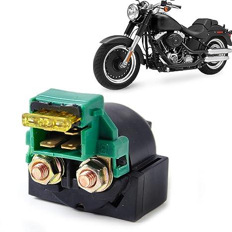Amazon.com: SalaBox-Accessories - Motorcycle Starter Relay ...