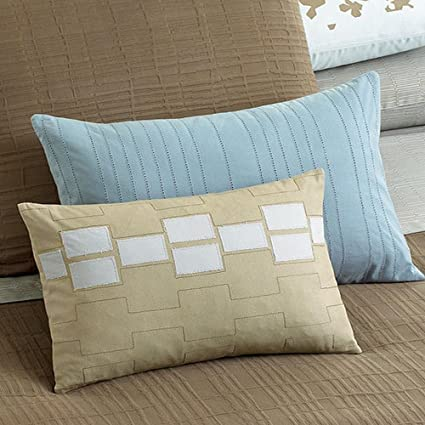 Amazon Calvin Klein Cut Flowers Decorative Pillow 40x40 Home Custom Calvin Klein Decorative Pillows