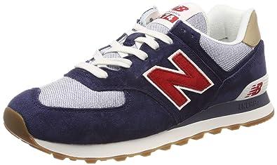 new balance 574v2 hombre azul