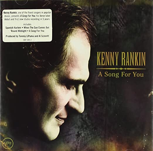 Kenny Rankin A Song For You Amazon Music