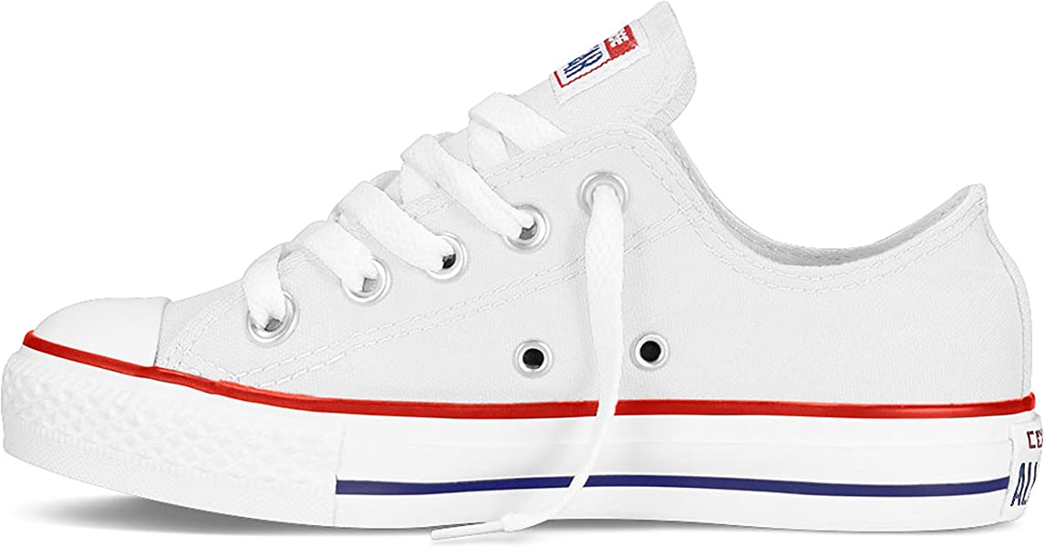 2a08d49cbc02 Chuck Taylor All Star Classic Optical White 7J256 Toddler 4