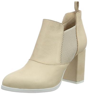 Shoe The Bear Elise L, Botines para Mujer, Beige (221 Nude), 36 EU