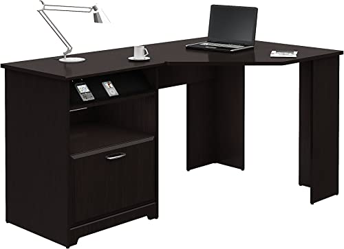 Bush Furniture Cabot 60W Corner Desk
