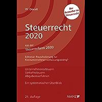 Steuerrecht 2020: Ein systematischer Überblick (German Edition)