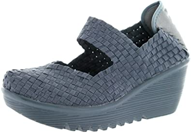 788bd9c5e535c Image Unavailable. Image not available for. Color  Bernie Mev Womens Lulia Casual  Wedge Shoes ...