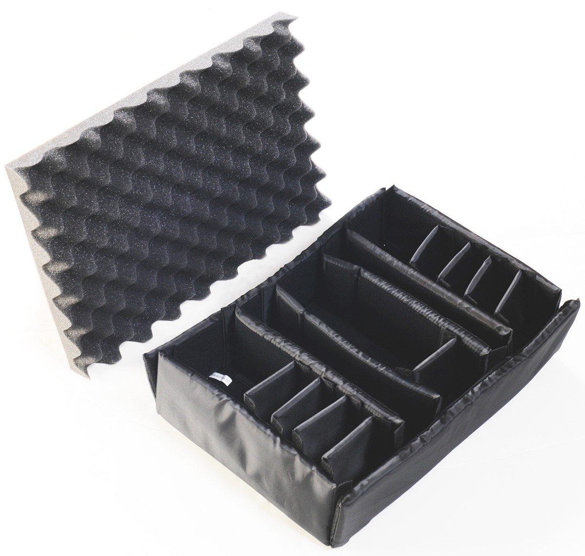Peli 1505 - Organizador de espuma para maleta 1500