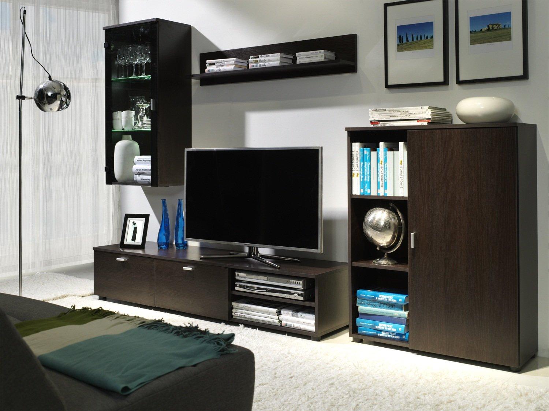 Wenge Living Room Furniture Brand New Wenge Wenge Living Room Furniture Set Dana 3 Amazonco