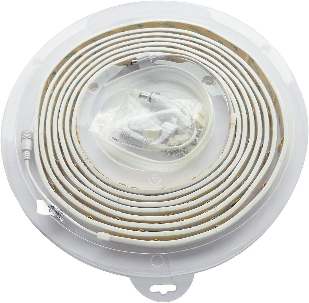 E27 Relco LED No Flex Monocromatica 2.5W 3000K Ip54 2.5 W