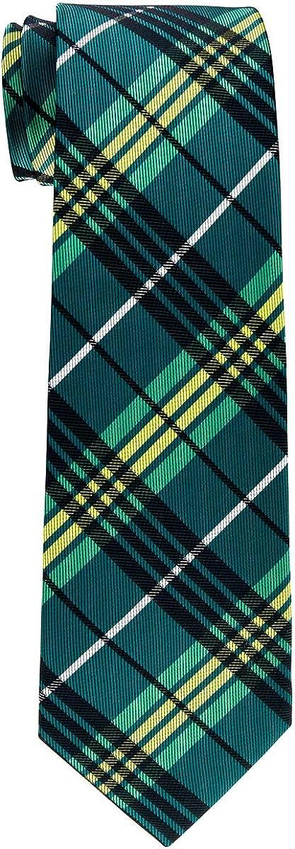 Retreez Corbata de la elegante Tejido tartán de cuadros escoceses ...