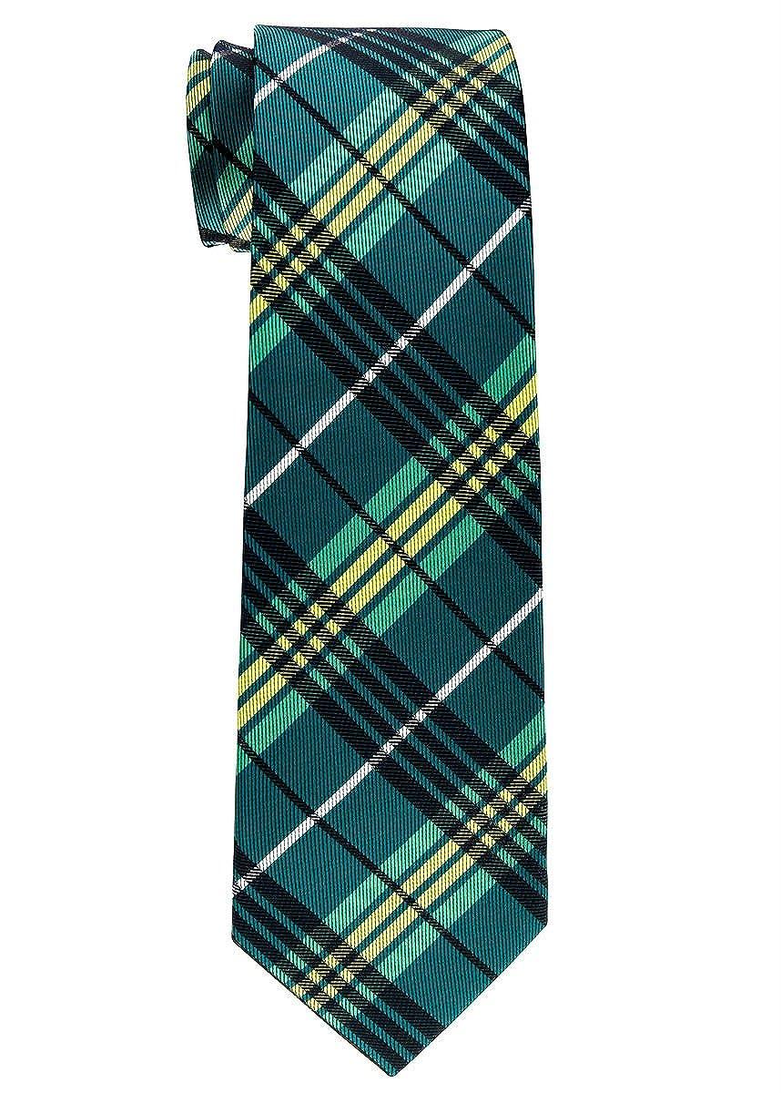 Retreez Corbata de la elegante Tejido tart/án de cuadros escoceses Boy/ /8/ /10/a/ños
