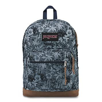 JanSport Right Pack Expressions Laptop Backpack - Tropical Denim 1e9b8ff54d80e