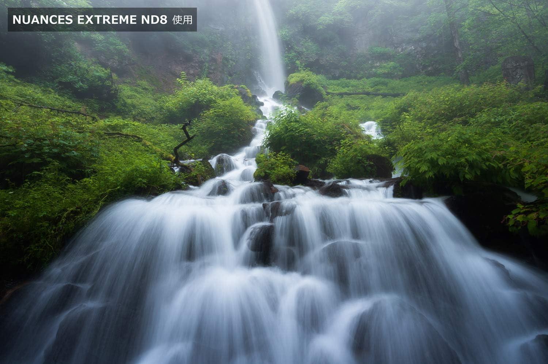 Nuances Extreme Nd8 3 Stop Neutral Density Filter For Kamera