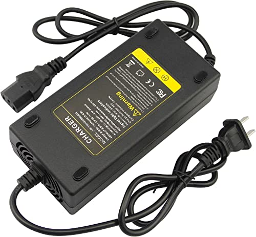 Fancy Buying 48V Battery Charger for Electric Bicycle Motor Bike – 3 Holes Plug AC Adapter