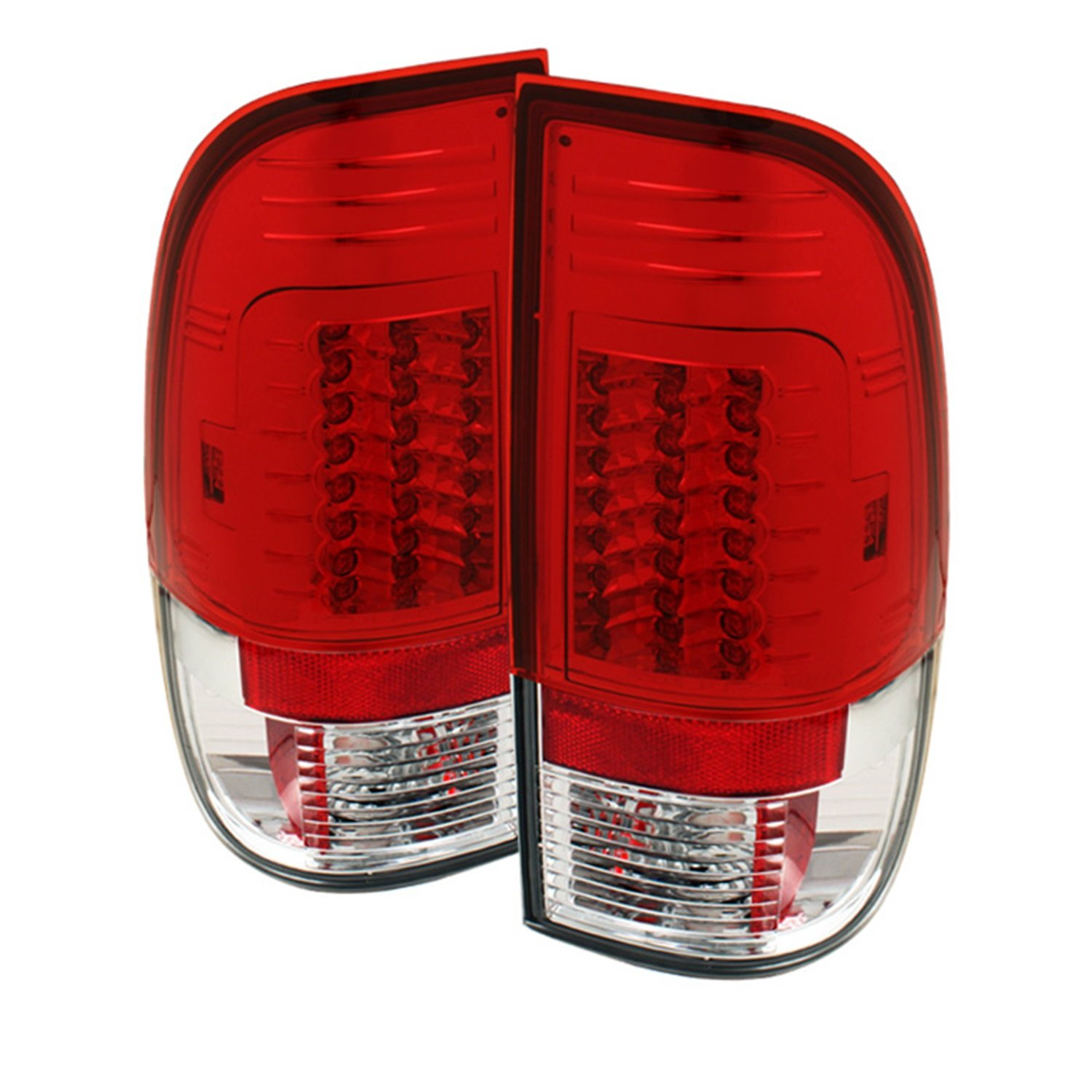 Amazon com spyder auto alt yd fs07 led g2 sm smoke led tail light automotive