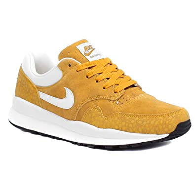sélection premium 87a8e 5123e Basket Nike Air Safari Ltr 628966-300 Jaune - 41: Amazon.fr ...