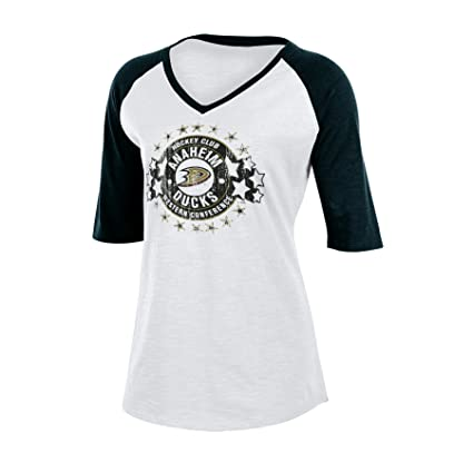 a3a399040 Amazon.com   Knights Apparel NHL Women s Slub V Neck Tee   Sports ...