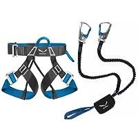 Salewa Klettersteigset Via Ferrata Premium Attac und Ferrata Evo Klettergurt