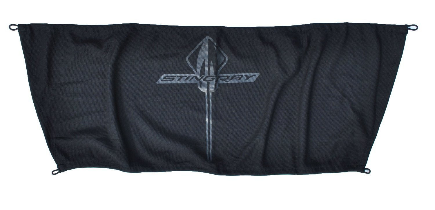Trunk Security Upper Cargo Shade Cover For CORVETTE C7 2014 15 16 17 2018 NEW (Upper with Stingray) Trunknets Inc