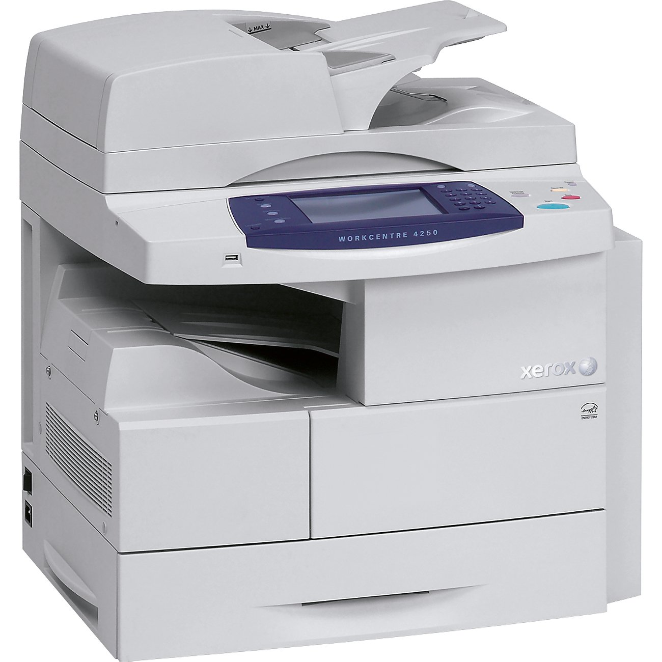 Amazon.com: Xerox Workcentre 4250/X Multifunction - Monochrome - Laser -  Copy, Print, Scan: Electronics